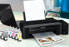 Printer Epson L300/L310 (A4) Tinta Art Paper Ink