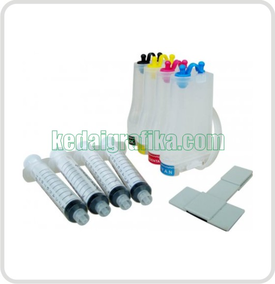 Tabung Tinta Printer HP 4 Warna