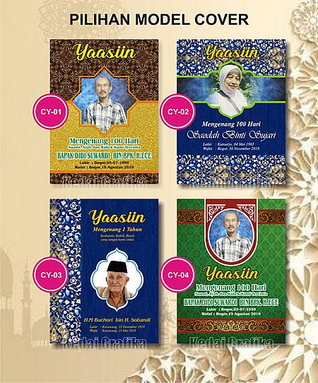 Yasin Soft Cover